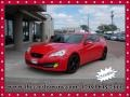 Tsukuba Red 2011 Hyundai Genesis Coupe 3.8 Grand Touring