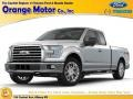 Ingot Silver Metallic 2015 Ford F150 Gallery