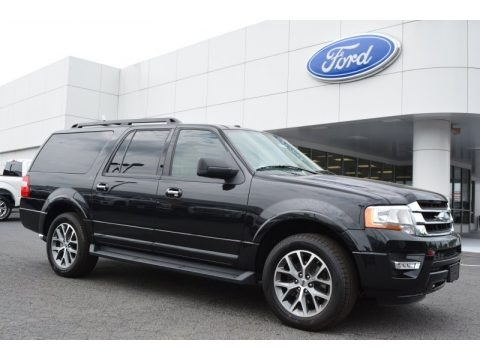 2015 Ford Expedition EL XLT Data, Info and Specs