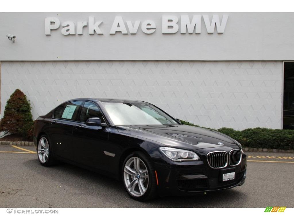 Carbon Black Metallic BMW 7 Series