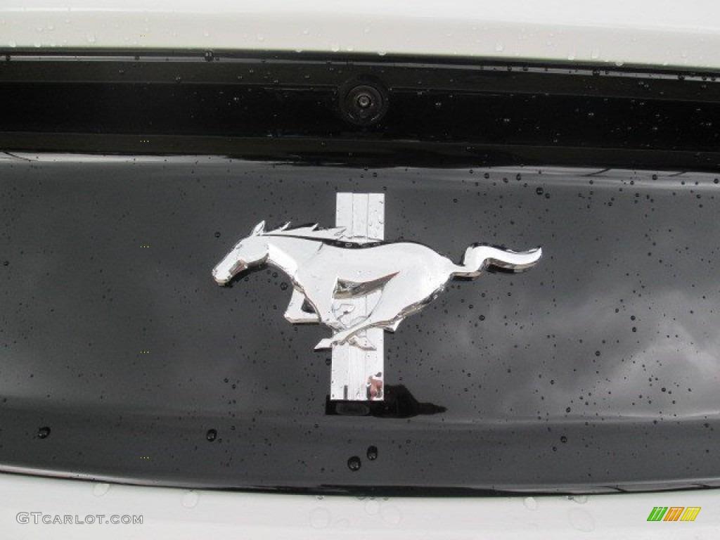 2015 Mustang V6 Coupe - Oxford White / Ebony photo #16