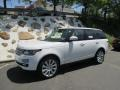 Fuji White 2015 Land Rover Range Rover Supercharged