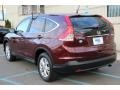 2012 Basque Red Pearl II Honda CR-V EX 4WD  photo #7