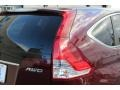2012 Basque Red Pearl II Honda CR-V EX 4WD  photo #23