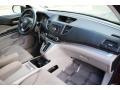 2012 Basque Red Pearl II Honda CR-V EX 4WD  photo #27
