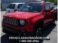 Colorado Red 2015 Jeep Renegade Latitude 4x4