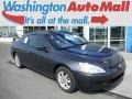 Graphite Pearl 2004 Honda Accord EX V6 Coupe