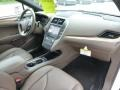 2015 White Platinum Metallic Tri-coat Lincoln MKC AWD  photo #11