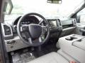 Medium Earth Gray Interior Photo for 2015 Ford F150 #103965657
