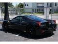 Nero (Black) 2011 Ferrari 458 Italia