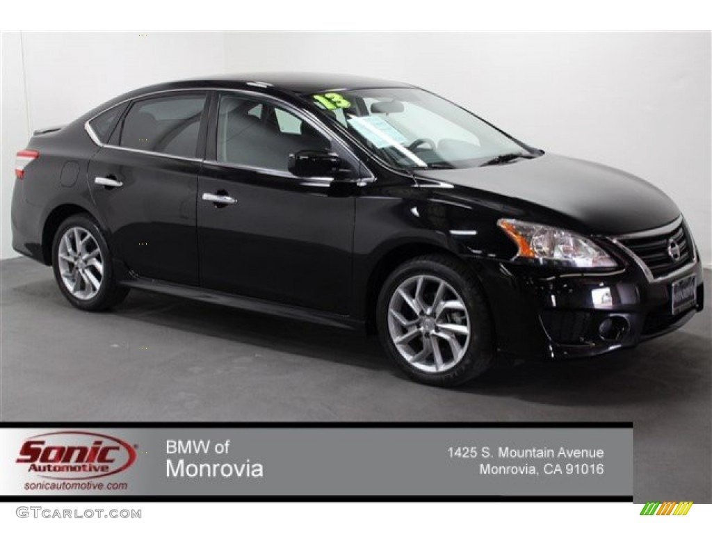 2013 super black nissan sentra sr 103937847 gtcarlot car super black nissan sentra vanachro Image collections