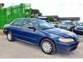 Eternal Blue Pearl 2002 Honda Accord Gallery