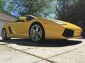 Giallo Halys (Yellow) - Gallardo Coupe Photo No. 5