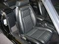 1993 Ford Mustang Black Interior Front Seat Photo
