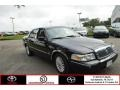 Black 2011 Mercury Grand Marquis LS Ultimate Edition