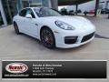White 2015 Porsche Panamera GTS