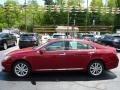 Matador Red Mica 2011 Lexus ES 350