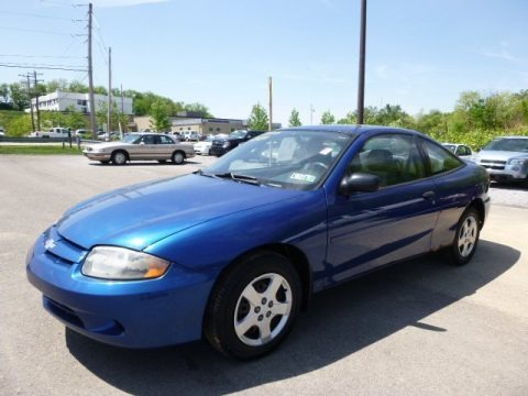 2003 Chevrolet Cavalier LS Coupe Data, Info and Specs