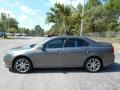 2011 Sterling Grey Metallic Ford Fusion SEL V6  photo #2