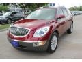 2009 Red Jewel Tintcoat Buick Enclave CXL  photo #2