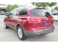 2009 Red Jewel Tintcoat Buick Enclave CXL  photo #5