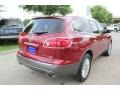 2009 Red Jewel Tintcoat Buick Enclave CXL  photo #7