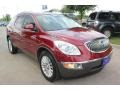 2009 Red Jewel Tintcoat Buick Enclave CXL  photo #10