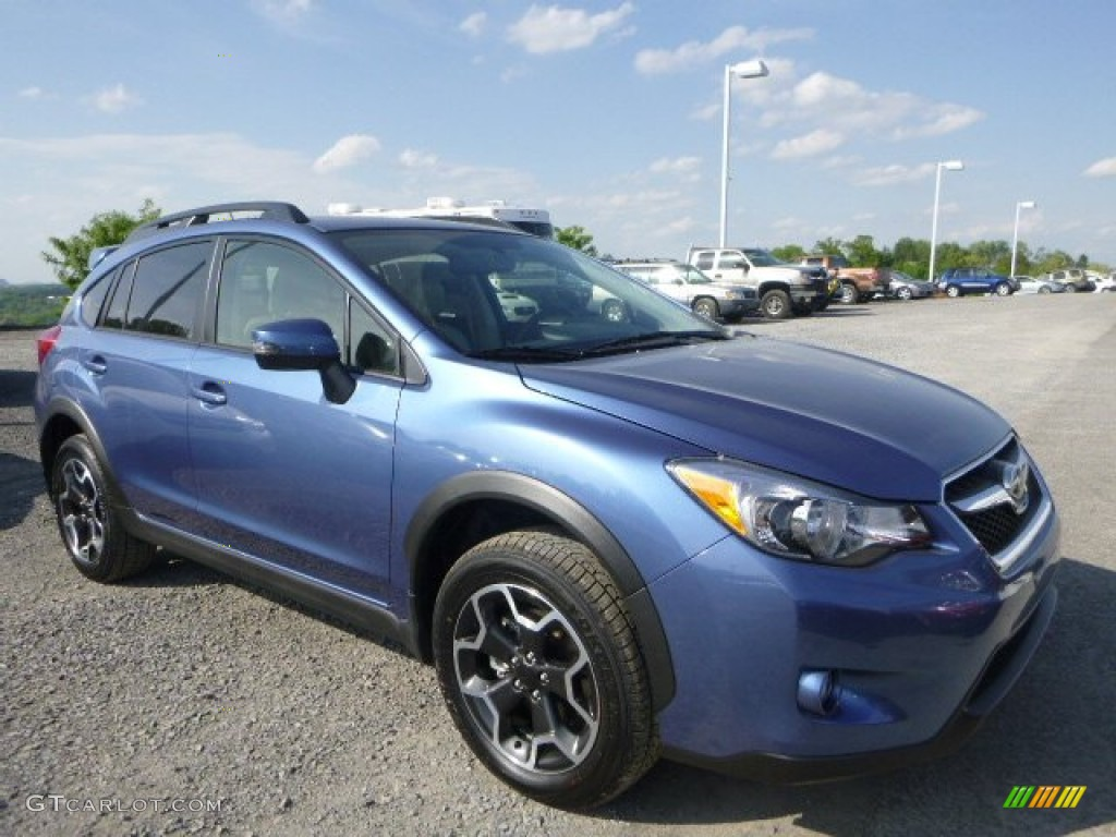 2014 Subaru Xv Crosstrek 2.0I Limited >> Quartz Blue Pearl 2015 Subaru XV Crosstrek 2.0i Limited Exterior Photo #104009881 | GTCarLot.com