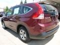 2012 Basque Red Pearl II Honda CR-V LX 4WD  photo #10