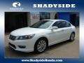 White Orchid Pearl 2013 Honda Accord EX Sedan