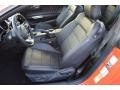Ebony Interior Photo for 2015 Ford Mustang #104031146