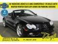 2008 Black Mercedes-Benz SL 55 AMG Roadster #104038723