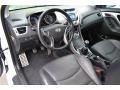 Black Interior Photo for 2013 Hyundai Elantra #104065486