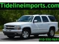 Summit White 2006 Chevrolet Tahoe LT