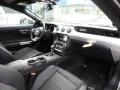 Ebony Interior Photo for 2015 Ford Mustang #104081986