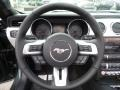 Ebony Steering Wheel Photo for 2015 Ford Mustang #104082322