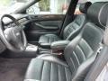 Ebony Black 2003 Audi RS6 Interiors