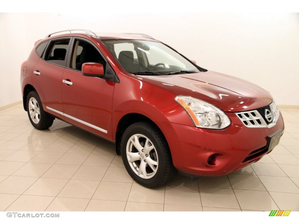 2011 cayenne red nissan rogue sv awd 104096276 photo 7 car color galleries. Black Bedroom Furniture Sets. Home Design Ideas