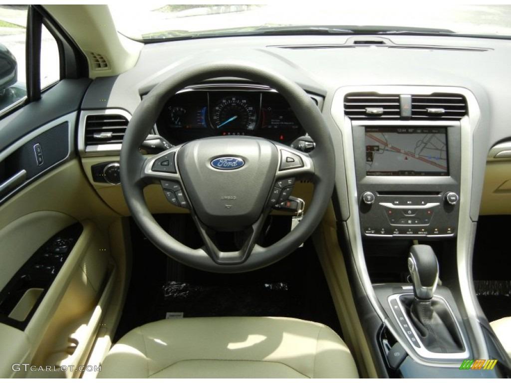 2015 Guard Metallic Ford Fusion SE 104096054 Photo 8 Car C