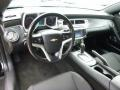 Black Interior Photo for 2015 Chevrolet Camaro #104136166