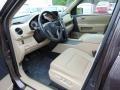 2015 Honda Pilot Beige Interior Interior Photo