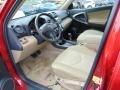 Sand Beige Interior Photo for 2011 Toyota RAV4 #104138308