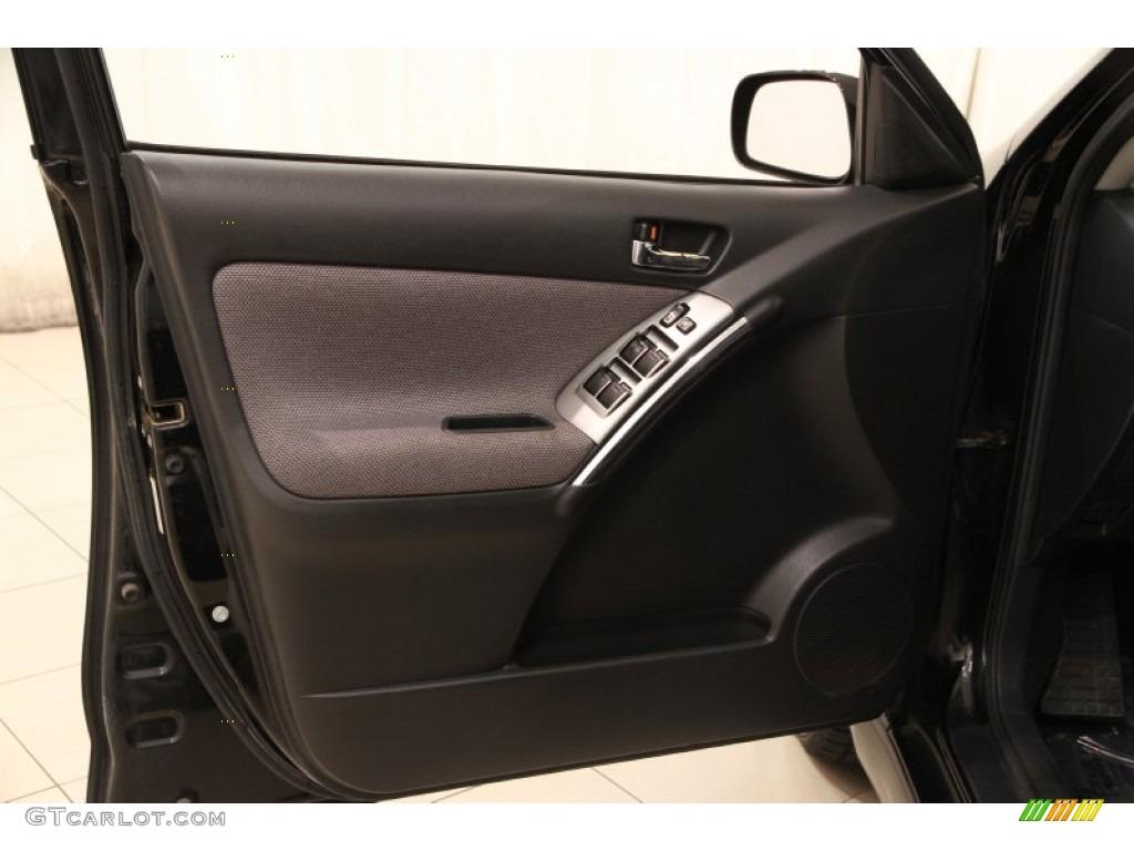 service manual  repair 2003 toyota corolla door panel