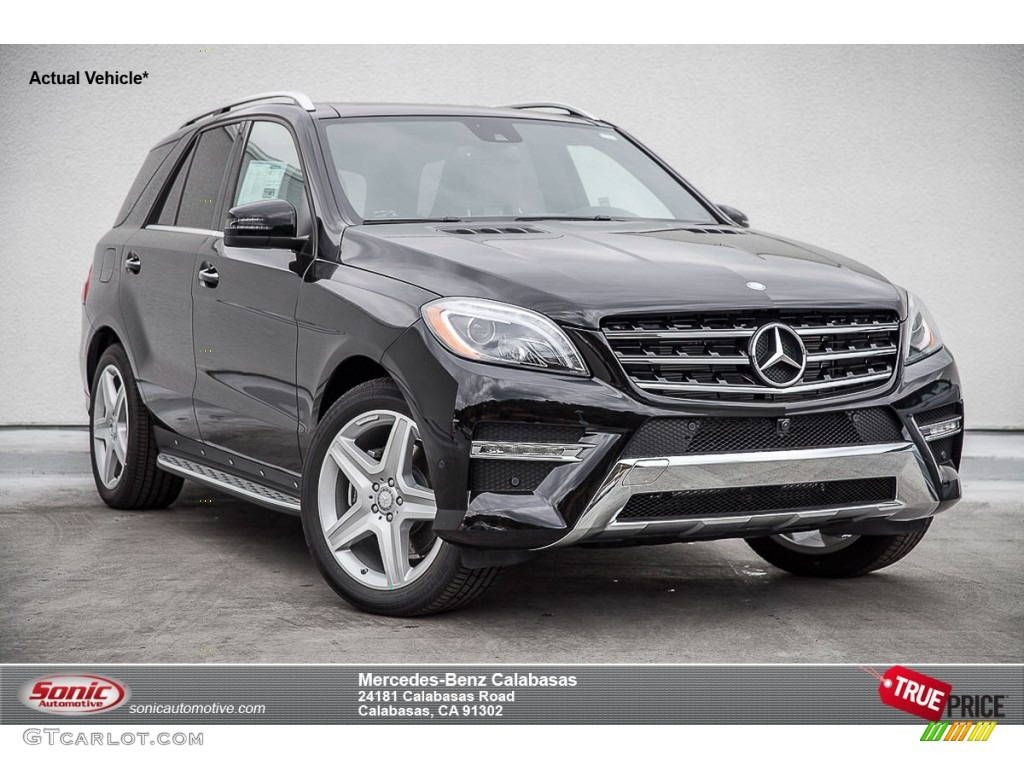 2015 black mercedes benz ml 400 4matic 104161154 for Mercedes benz ml 2015