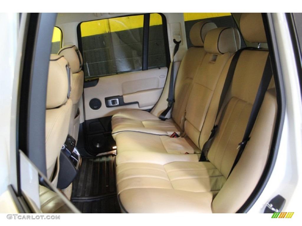2004 Range Rover HSE - Chawton White / Ivory/Aspen photo #17
