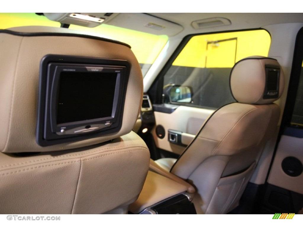2004 Range Rover HSE - Chawton White / Ivory/Aspen photo #18