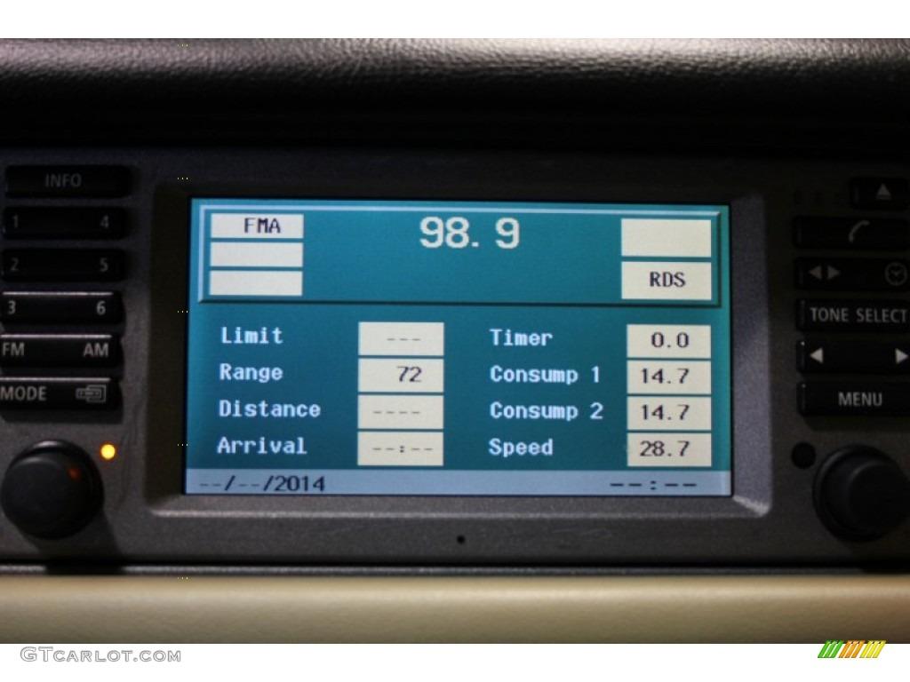 2004 Range Rover HSE - Chawton White / Ivory/Aspen photo #32
