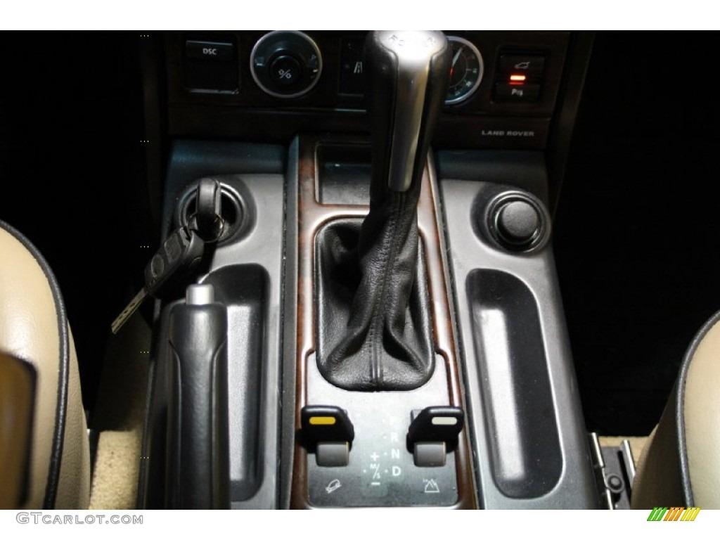 2004 Range Rover HSE - Chawton White / Ivory/Aspen photo #36