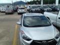 Silver 2013 Hyundai Elantra Coupe SE