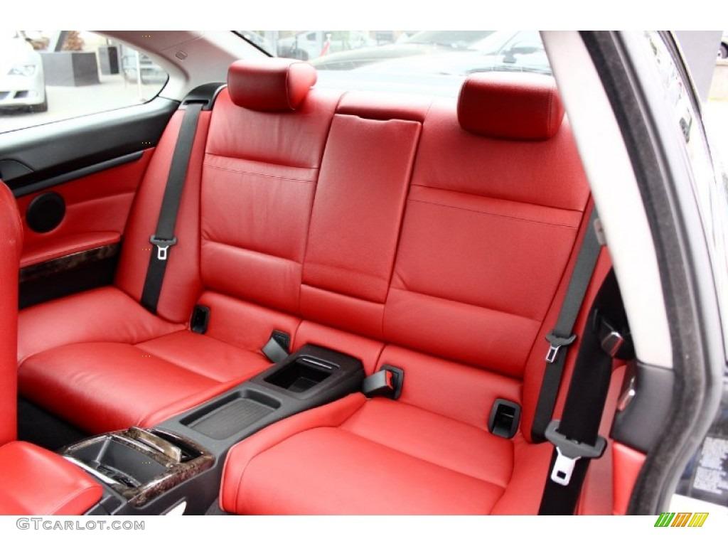 2007 BMW 3 Series 335i Coupe Interior Color Photos